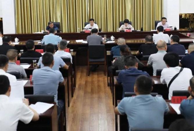 德江县召开2021年民营经济代表人士座谈会暨中秋茶话会